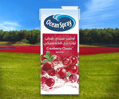 ™Cranberry Classic مشروب عصير 1 ليتر